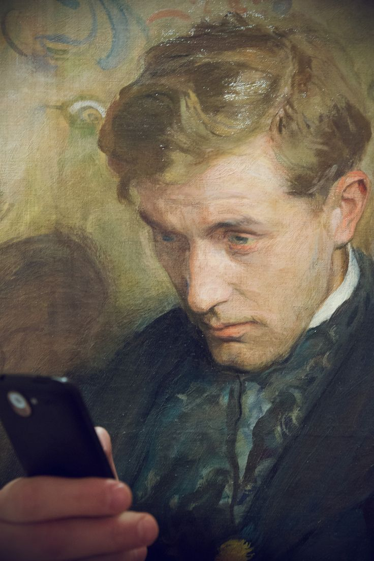 Wojciech Weiss, Melancholik, 1898