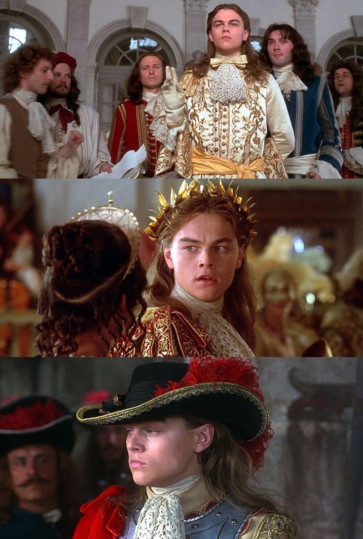 Leonardo DiCaprio ― The Man in the Iron Mask (1998)