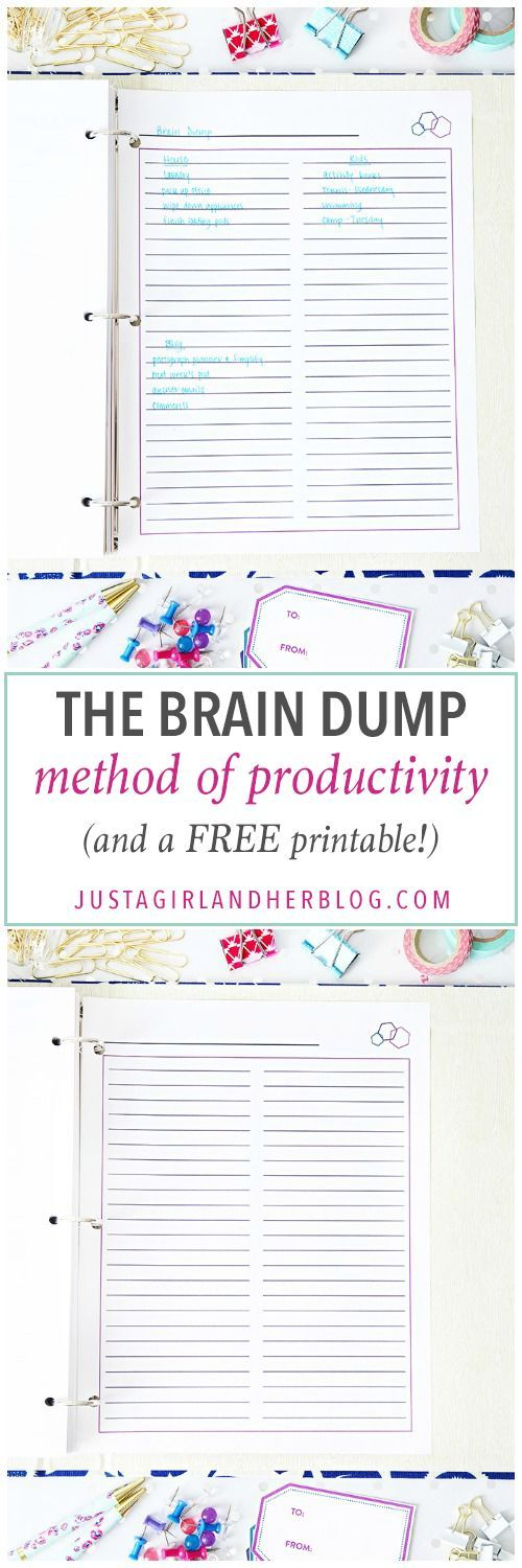 85 best organization and productivity at just a girl and her blog love this super simple method of productivity i would be so much less stressed out fandeluxe