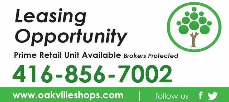 1,600 sq. ft. retail leasing opportunity