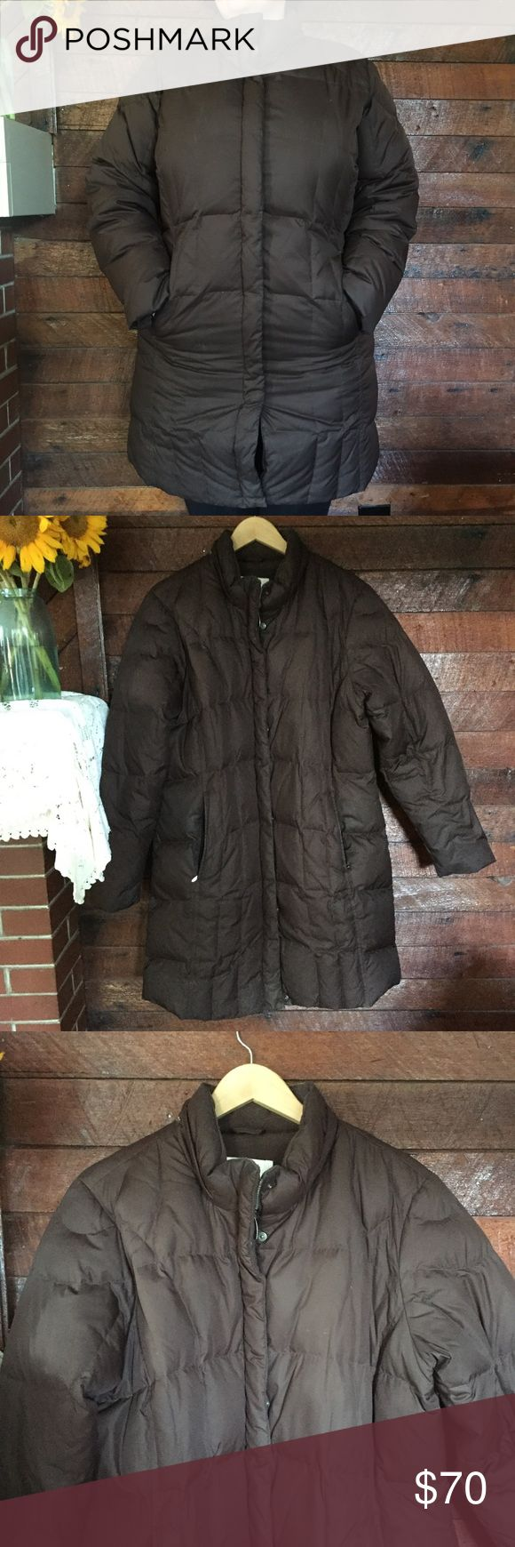 Eddie Bauer 700 Fill Goose Down Parka Knee length coat. SUPER WARM! amazing winter coat to keep you toasty. Don't hesitate to ask a question or make a bundle. Eddie Bauer Jackets & Coats
