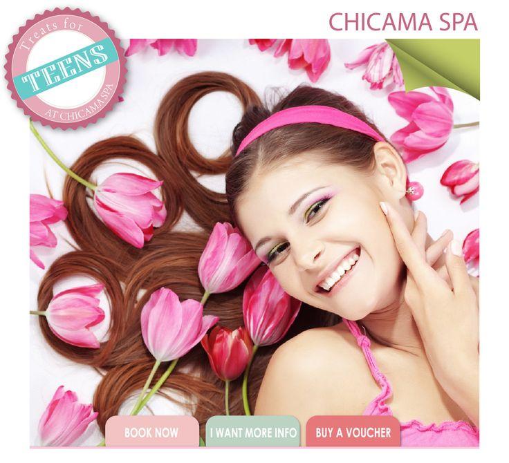 Chicama Spa's Teens Spa Package 2014