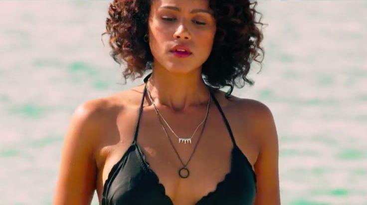 A atrizinglesaNathalie Joanne Emmanuel (Southend-on-Sea, 02 de março de 1989), filha de mãe dominicana e pai metade inglês, metade santa-lucense, começou sua carreira na televisão britânica, em 2...