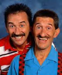 """Chuckle Brothers - """"to me - to you"""""""