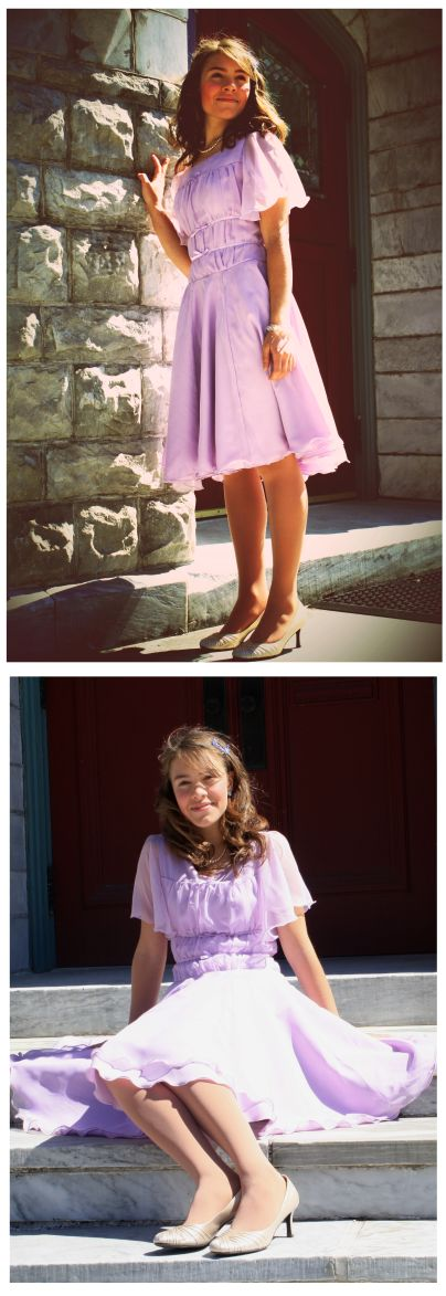 The Liesl dress from the sound of music.  :D  Plus several other patterns -- love this one, though!