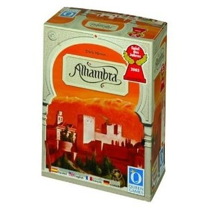 addictive - build your own alhambra!