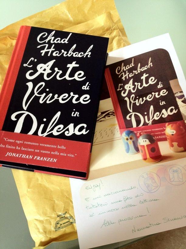 @claudia_edwige (6th April 2012, 10:26am) Un grazie immenso e pieno di sorrisi a @RizzoliST :)