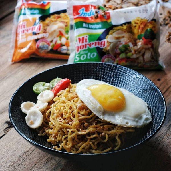 Rasa Baru...? Indomie Goreng tapi Rasa Soto dan Ayam Bawang #mie #indomie #rasa #baru #miegoreng @Indomielovers