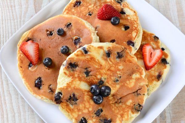 Ακαταμάχητα Pancakes βρώμης – Super Breakfast