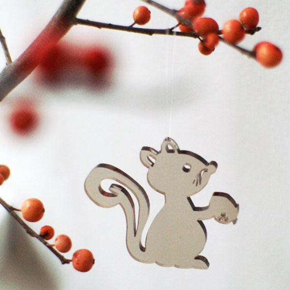 In my shop now  3 Critters in brown transparent plexiglas / perspex plastic