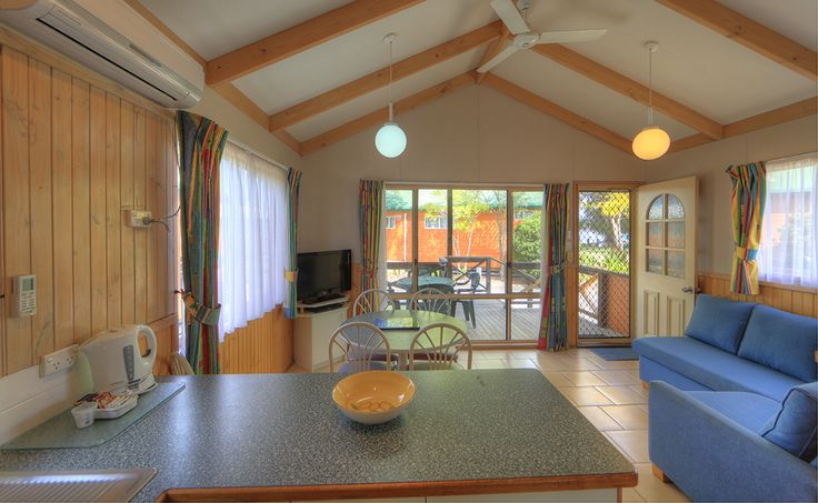 Our beautiful bungalows are a great place to stay on your next holiday at Batesman Bay East!