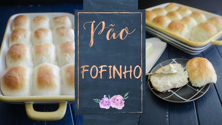 PÃOZINHO DE LEITE AMERICANO (dinner rolls)