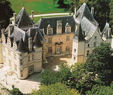Europe's Best Affordable Castle Hotels: Château de Mirambeau