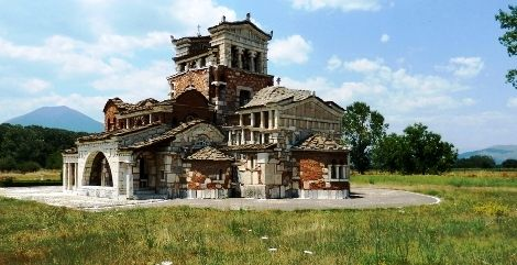 Discover Agia Fotini #church  in #Mantineia   #Arcadia   #Greece  in our tour http://www.discover-peloponnese.com  #discover_peloponnese   #acheaology_tour   #ancientgreece   #history