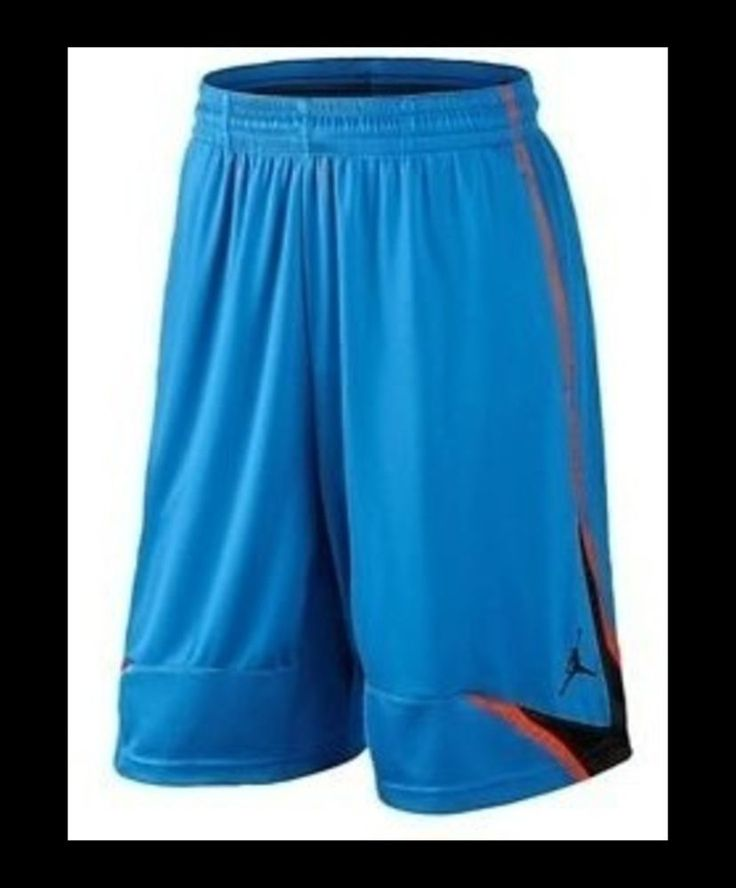 MEN'S NIKE AIR JORDAN PHASE 23 BASKETBALL SHORTS SIZE LARGE 547621 406 NWT  #Nike #Shorts