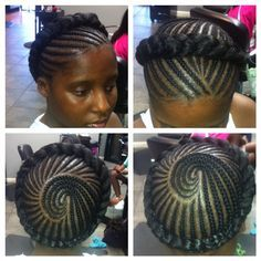 Awesome 25 Best Ideas About Kid Braids On Pinterest Black Kids Short Hairstyles For Black Women Fulllsitofus