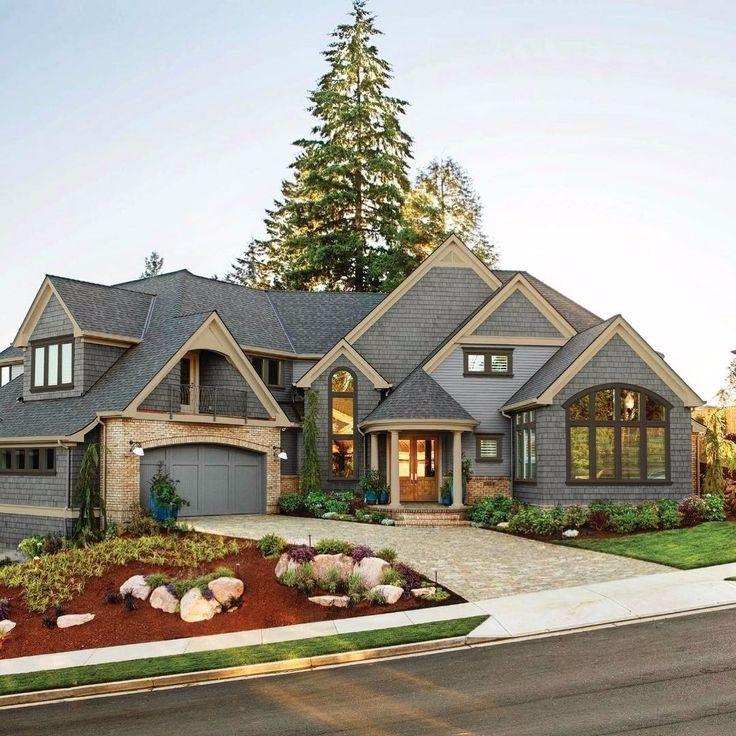 Brick Home Exterior Design Ideas: Best 25+ Brick House Plans Ideas On Pinterest