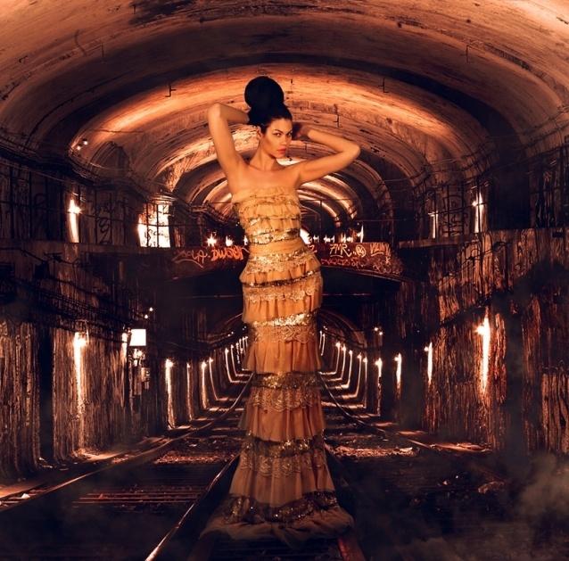 Ambra dress by Denis Predescu  Buy it: http://shop.inspirare.com/items/ambra-dress