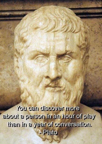 Plato's Depth