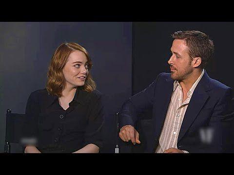 Emma Stone and Ryan Gosling Describe the Magic of La La Land - YouTube