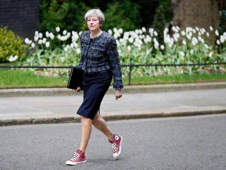 Theresa May won't let Brit Gas 12.5% price hike ruin her hiking holiday -- What could be scarier than millions of ageing Brexit backers being hit with a massive energy bill increase right when May's taking enough heat trying to turn her policy fantasies into reality? And especially when she's previously mentioned an energy price cap but now doesn't really want to talk about it again in case she has to do something.  --  -- http://rochdaleherald.co.uk/2017/08