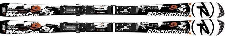 Narty Rossignol Radical 9 SL Slant Nose R20 racing + wiązania Axial WC RACBN01. Nowe Radical 9SL R20 RACING to eksplodująca energią narta slalomowa dla bardzo dobrze jeżdżących i wymagających narciarzy. #nartyslalomowe #narciarstwo #sportyzimowe