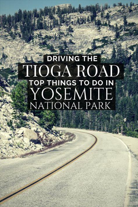 Tioga Road Yosemite: America's most stunning Drive?