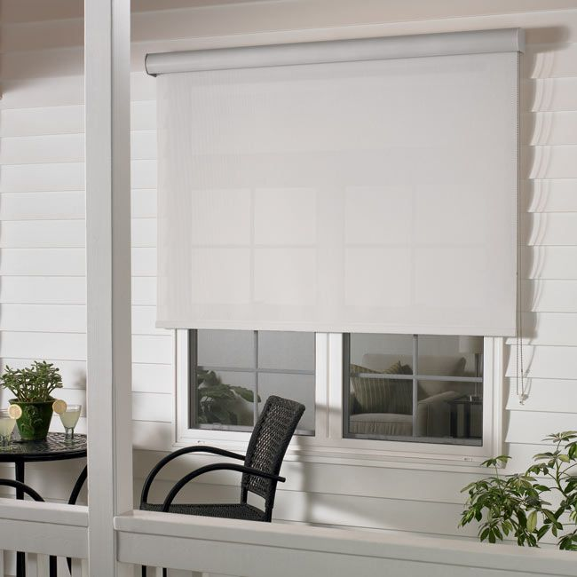 Perfect For Curved Sunroom Windows, Trackstar™ Solar Shades Are An Ideal  Solution For Treating Curved Windows Typically Found In Solariums, ...