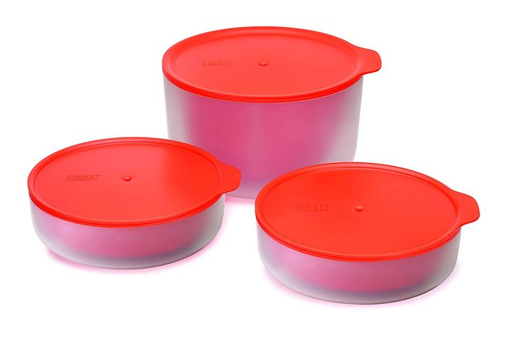 Joseph Joseph M-Cuisine Cool Touch Microwave Cookware (Set of 3), Orange -- Want to know more, click on the image.