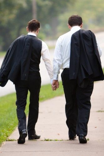 A Gay Wedding Blog. (@Brandon Wurgess I