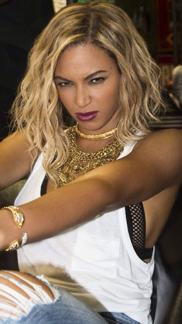 Beyonce - XO Music Video Behind the scenes