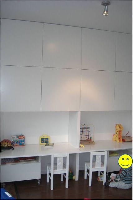 ikea / besta playroom