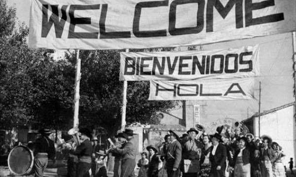 """¡Bienvenido, Mister Marshall!"" a San Isidro"