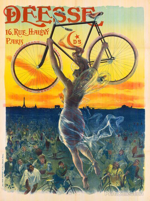 Déesse Vintage Cycle - France