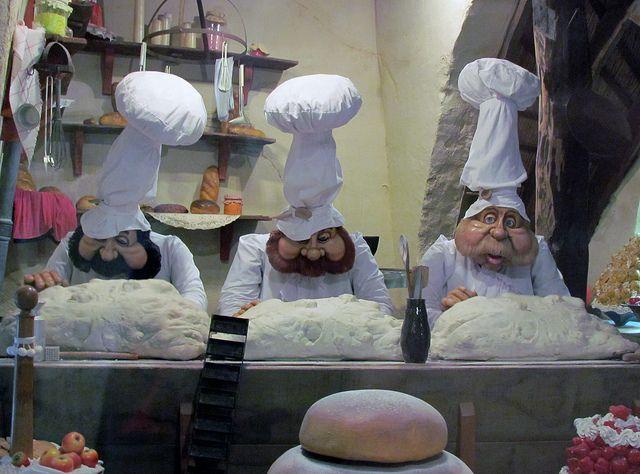 Laaf bakers by Pixerke, via Flickr