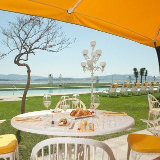 Relax in Eurostars Gran Hotel La Toja: Spain Google+