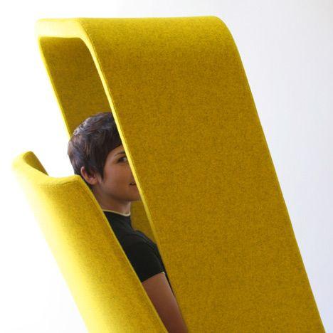 Windowseat Lounge by Mike & Maaike