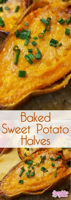 With this easy no fuss method, we'll definitely be putting sweet potatoes into our meal plan more often. #sweetpotato #recipe #healthy