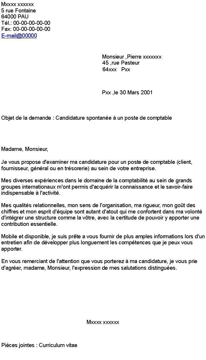 15 Exemple Demande D Emploi Gouvernoratmaniema Job Promotion Good Company Job