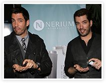 Nerium Awards & Celebs - Drew Scott and Jonathan Scott  http://www.bempowered.arealbreakthrough.com/