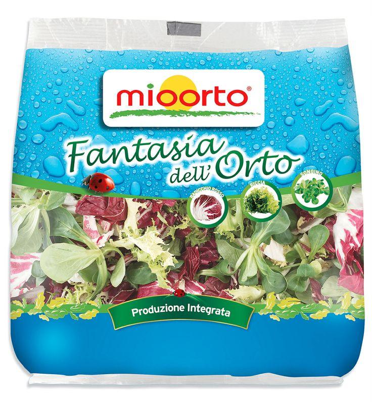 MIOORTO - packaging fantasia dell'orto
