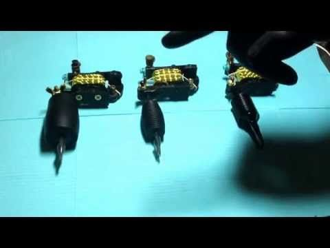 Best tattoo machine setup for beginners - YouTube