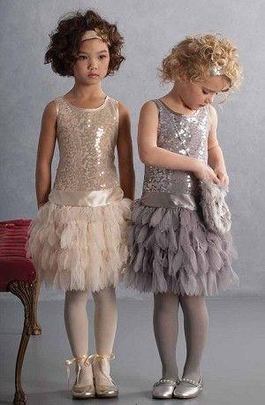 Biscotti Deck The Halls Silver Sleeveless Dress  *Preorder*