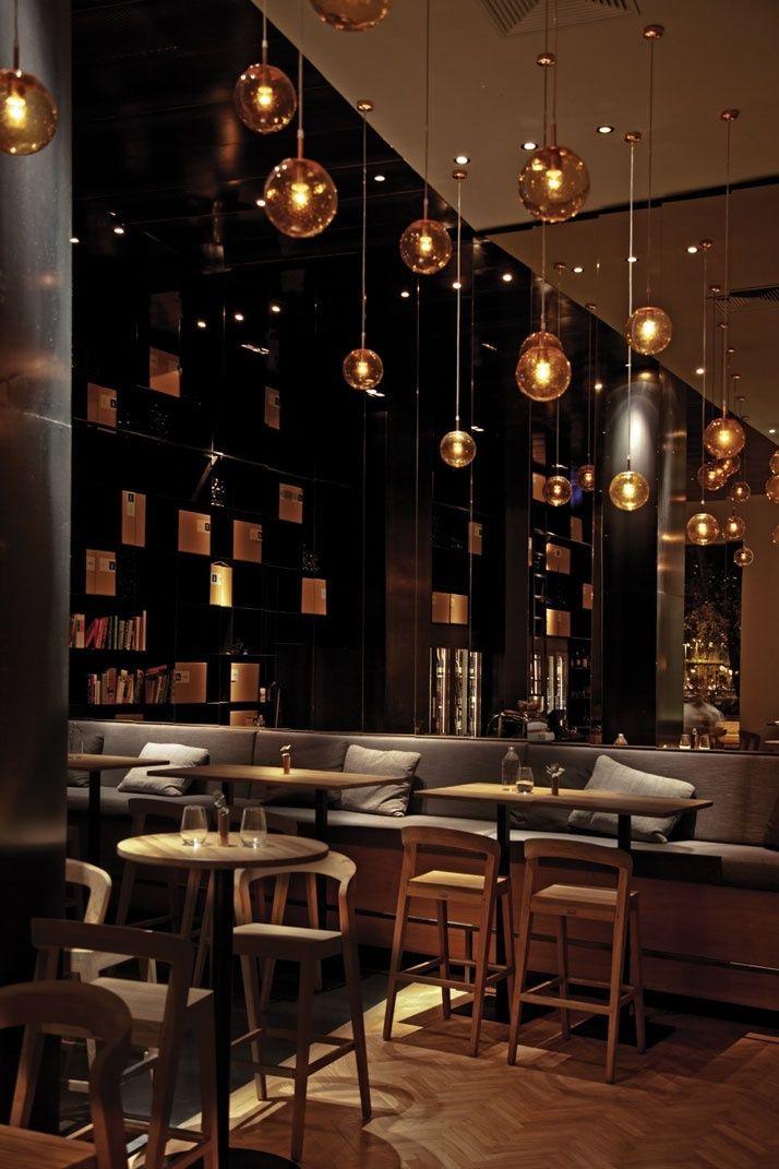 Stunning Hotel And Restaurant Design Restaurant Interior Design