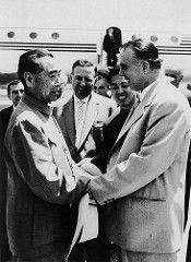 Du temps de l'idylle albano-chinoise: Chou en Lai à Tirana en 1966