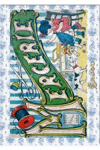 Carte postale Mercerie