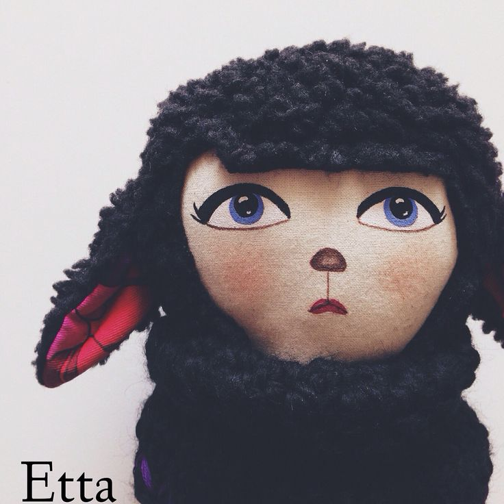 Miss Etta the black sheep of the family..