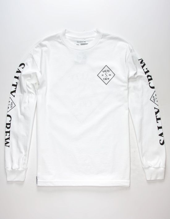 17c66440 SALTY CREW Tippet Mens T-Shirt | I want in 2019 | Shirts, Boat shirts, T  shirt