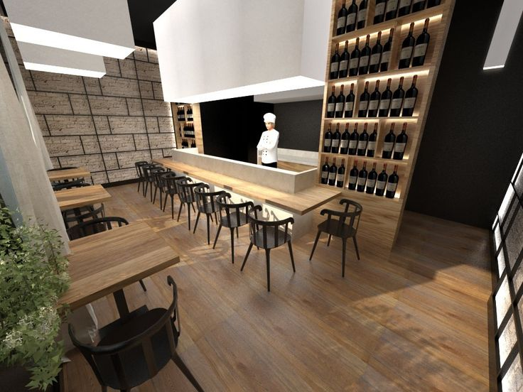 Sushi Bar | Patrycja Dmowska / Dmowska Design architekt wntrz Warszawa /  Siedlce | Archinect