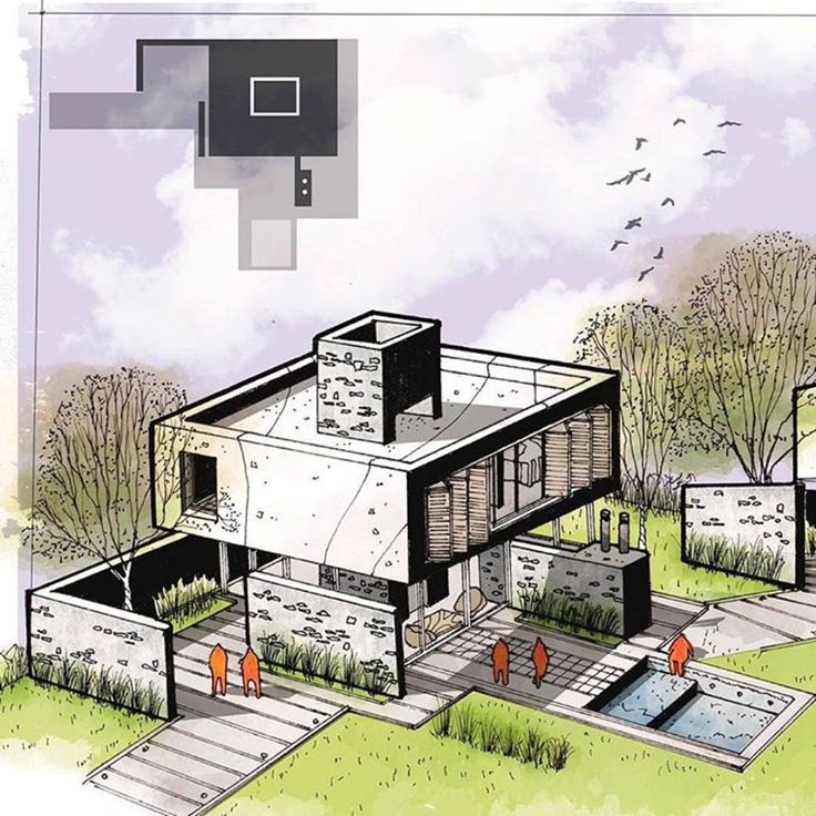 House Architecture Sketch 223 best architecture sketches & drawings images on pinterest